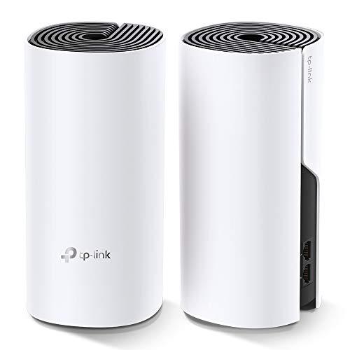 TP-Link メッシュ Wi-Fi システム 無線LANルータ― 867 + 300 Mbps Deco M4 2ユニット