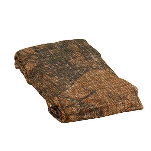 Allen Company Camo Burlap Blind Material for Ground Tree Stands and Duck Blinds, Mossy Oak Break-Up Country, 54' x 12'