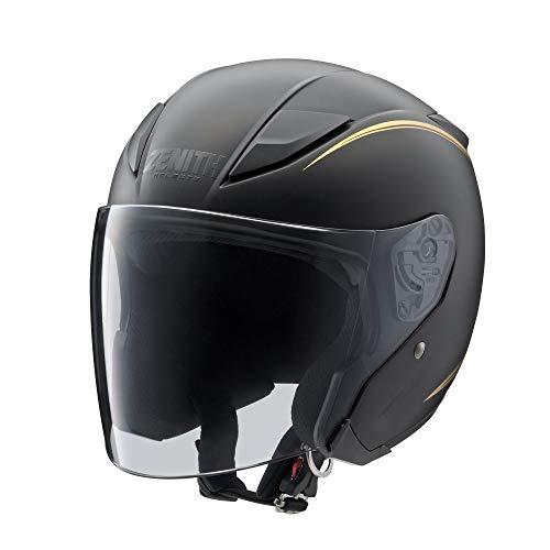 ヤマハ(YAMAHA) バイクヘルメット ジェット YJ-20 ZENITHグラフィックモデル GF-01ゴールド Mサイズ(57-58cm) 90791-2360M