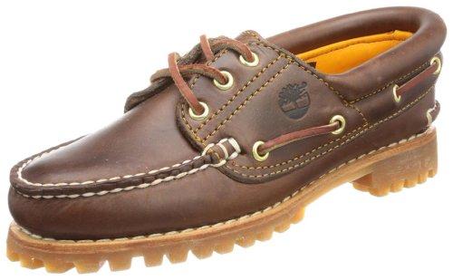 Timberland Damen Heritage Noreen 3-Eye Bootsschuhe, Braun (Brown Smooth), 39 EU