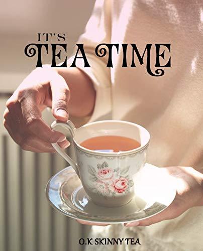 Detox Tea for Weight Loss, O.K Tea 28 Day Skinny Tea Body Detox Cleanse Diet Tea 12