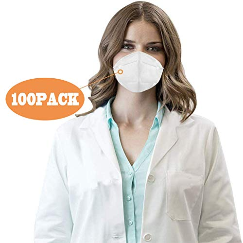 Anti Pollution N95 Mask,AUSDINAUTO N95,FFP2 Anti Pollution Mask Dust-Proof and Anti Smoke Mask 98% filtration effect,Unisex,for Outdoor Construction,Paint, Gardening,DIY,Home 3 pack