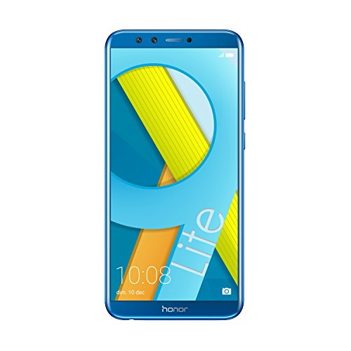 Honor 9 Lite Smartphone 3+32 GB (14,35 cm (5,65 Zoll) FHD+ Display, 32 GB interner Speicher und 3 GB RAM, Dual-Sim, Android 8.0) Sapphire Blue