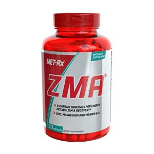 MET-Rx ZMA Supplement, Supports Muscle Recovery 7 - My Weight Loss Today