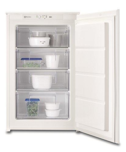 Electrolux EUN1000AOW Incasso Verticale 98L A+ Bianco congelatore