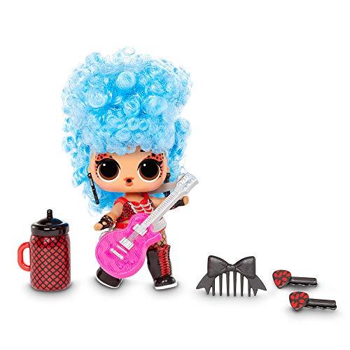 Image 2 - L.O.L. Surprise, Remix Hair Flip - 15 Surprises Dont 1 Poupée 8 cm, 1 Tiny Disque à écouter sur Le Speaker, Modèles Aléatoires à Collectionner, Jouet pour Enfants dès 3 Ans, LLUG8