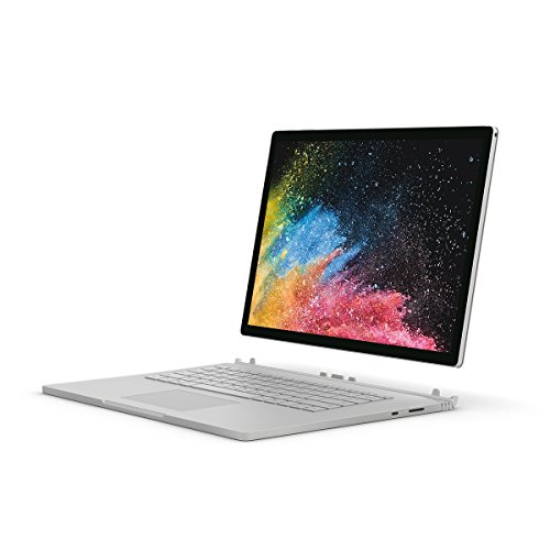 "Microsoft Surface Book 2 (Intel Core i7, 16GB RAM, 1TB) - 15"" 6"