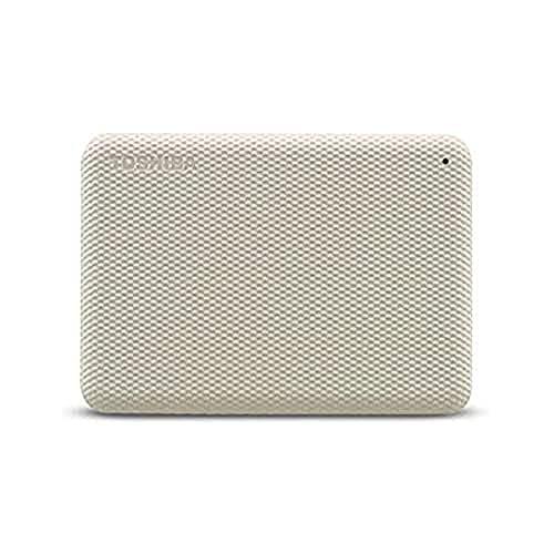 CANVIO Advance 4TB White EXT