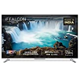 iFFALCON 108 cm (43 inches) 4K Ultra HD Smart Certified Android LED TV 43K71 (Sliver) (2021 Model)  With Voice Control