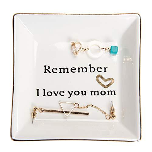 HOME SMILE Birthday Gifts for Mom,Mom Gift-Ceramic...