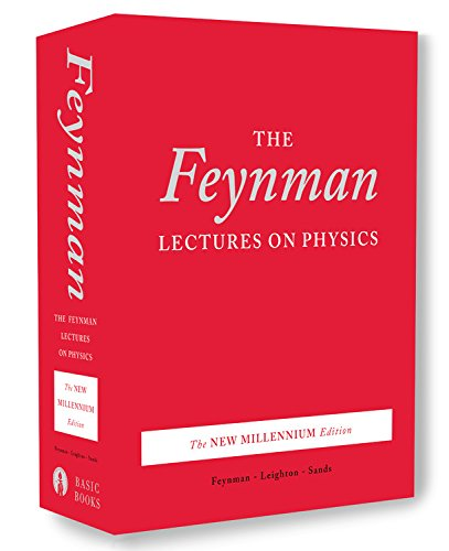 The Feynman Lectures on Physics Set