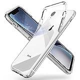 Spigen iPhone XR ケース 6.1インチ 対応 TPU 傷防止 レンズ保護 超薄型 超軽量 Qi充電 ワイヤ……