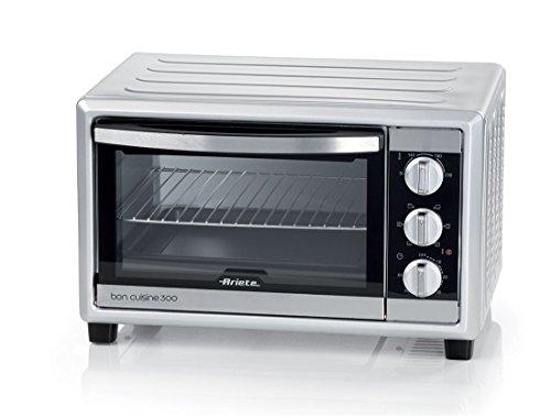 Ariete 985 Bon Cuisine 300 - Forno elettrico ventilato, Dimensioni interne: 50 x 36,5 x 33 cm,...