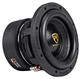 Rockville W8K9D4 8' Inch 2000w Car Audio Subwoofer Dual 4-Ohm Sub CEA Compliant