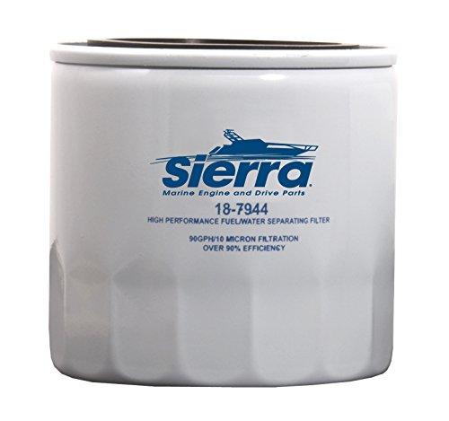 Sierra International 18-7944 Fuel Water Separator Filter