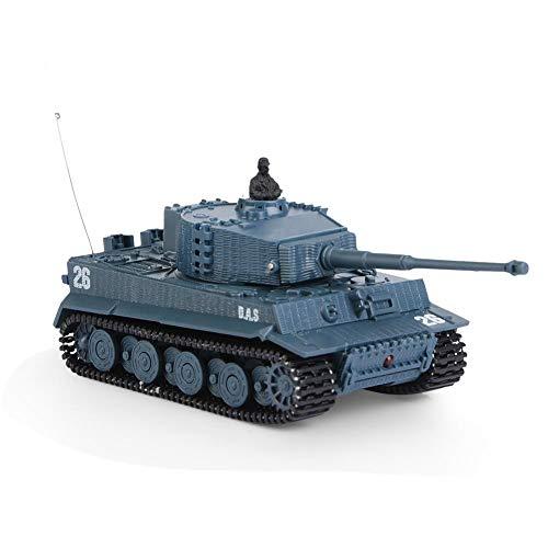 VGEBY1 RC Panzer Spielzeug, 1/72 Skala 4 Kanäle Hoch Simulierte Fernbedienung Mini Panzer Spielzeug für Kinder Geschenk