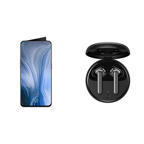 OPPO Reno 10x Zoom (Jet Black, 8GB RAM, 256 GB Storage) with No Cost EMI/Additional Exchange Offers+OPPO ENCO W31 True Wireless Earphone (Black)