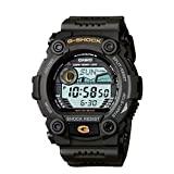 Casio Men's XL Rescue Series G-Shock Quartz 200M WR Shock Resistant Resin Color: Oilve Green (Model G-7900-3CR)
