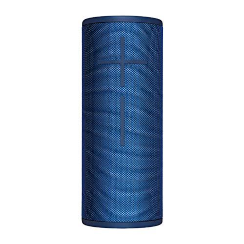 Ultimate Ears Boom 3 Tragbarer Bluetooth-Lautsprecher, 360° Sound, Satter Bass, Wasserdicht, Staubresistent & Sturzfest, One-Touch-Musiksteuerung, 15-Stunden Akkulaufzeit - lagoon blue/blau