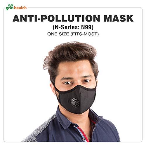 Grin Health N-Series N99 face mask
