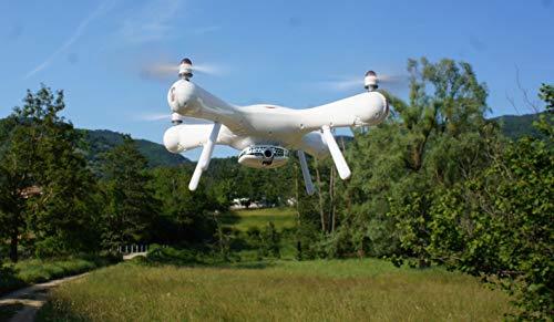 Syma - Drone quadricottero originale X25 Pro GPS WiFi FPV RC Drone con fotocamera da 1 MP con modalit Headless One Key Return facile da usare