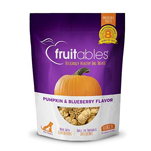Fruitables Crunchy Baked Dog Treats   Pumpkin &...