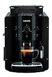 Krups EA8108 Roma - Cafetera Superautomática, 15 bares, molinillo de café cónico de metal, con...