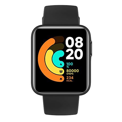 Xiaomi Mi Watch Lite - Reloj inteligente , GPS, control...