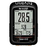 Bryton Rider 410E GPS Vélo Noir 2,3'