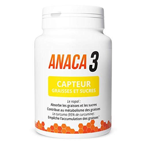 Anaca3 Capteur Graisses et Sucres