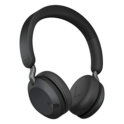 Jabra Elite 45h – Auriculares inalámbricos On-Ear compactos y...