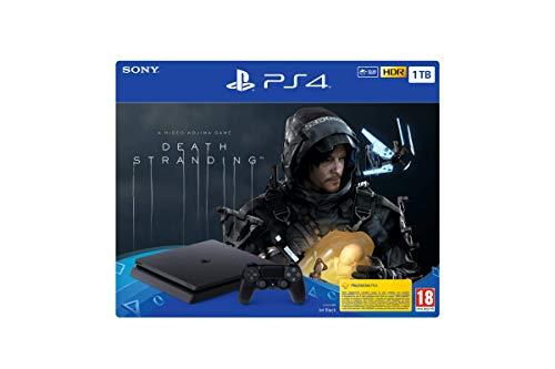 PlayStation 4 Consola de 1 TB + Death Stranding (PS4)