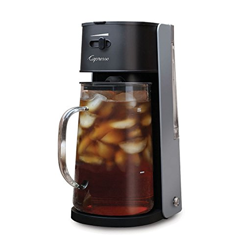 Capresso Iced Tea maker with 80oz Glass Carafe and Removable...