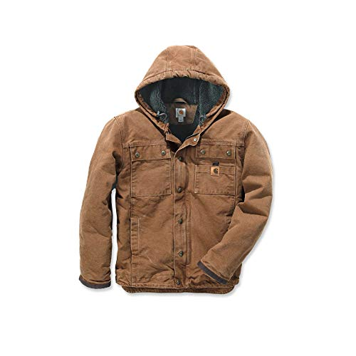 41xHZeYo GL - The 10 Best Carhartt Jackets for Men that Fit Every OutdoorActivity