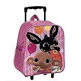 Trolley di Bing rosa per bambina