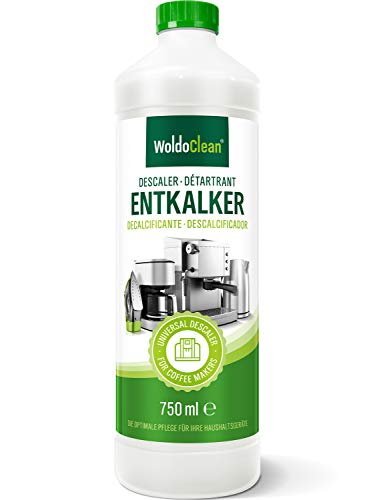 Descalcificador para máquinas de café - 750ml compatible c