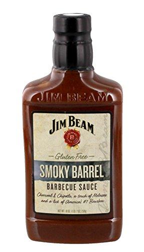 Jim Beam Smoky Barrel BBQ Sauce 510 g