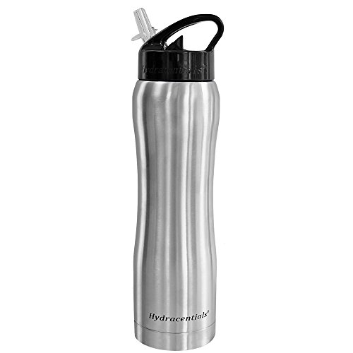 Hydracentials Stainless Steel Vacuum Insulated Water Bottle...