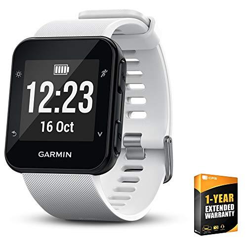 Garmin Forerunner 35 GPS Running & Activity Tracker (010-01689-03) w/Extended Warranty