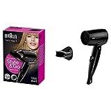Braun Satin Hair 1 Style&Go klappbarer...
