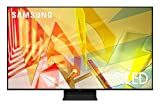 SAMSUNG 65-inch Class QLED Q90T Series - 4K UHD Direct Full Array 16X Quantum HDR 16X Smart TV with...