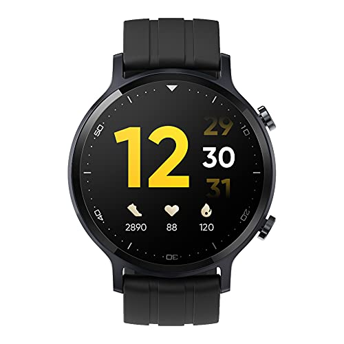 realme Smart Watch S with 1.3 inch (3.3 cm) TFT-LCD Touchscreen, 15...