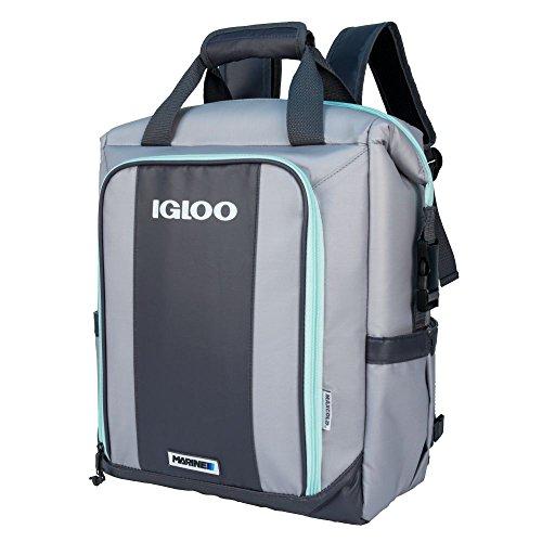 Igloo 00062901 Switch Marine Backpack-Gray/Seafoam, Grey