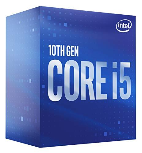 Intel Core i5-10400 - Procesador (2,90 GHz; zócalo LGA1200; 65 W)