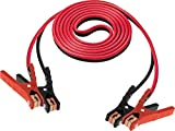 STANLEY BBC4S 4 Gauge Car/Truck/SUV Color Coded Jumper Cables for Automotive Battery with Extended 20 Foot Reach