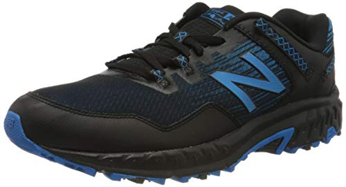 New Balance 410v6 Trail, Zapatillas para Carreras de montaña para Hombre, Negro (Black Cl), 44 EU