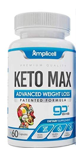 Amplicell Female Enhancement - Libido Booster for Women (60caps) and Advanced Keto Pills BHB Ketosis Diet for Women (60caps) 2