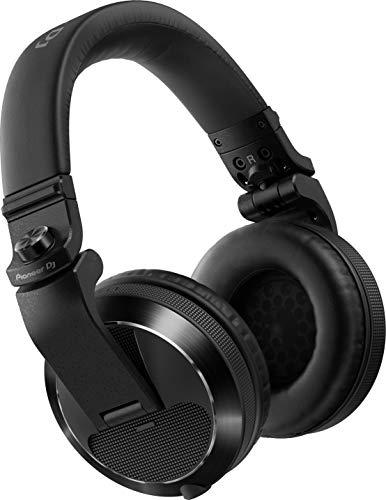 Pioneer DJ  Nuove Cuffie Over-Ear Professionali | Eccellente Qualit Sonora | Durata Superiore e Funzionalit Migliorate per DJ Professionisti  Nero