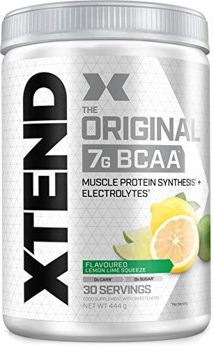 XTEND Original - Suplemento de BCAA en polvo - Lima-limón  ...