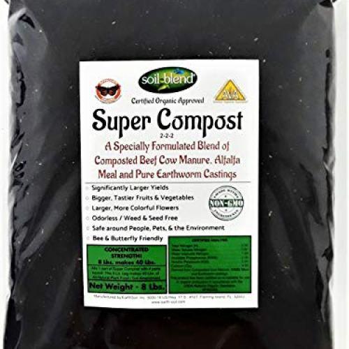 Super Compost by Soil Blend